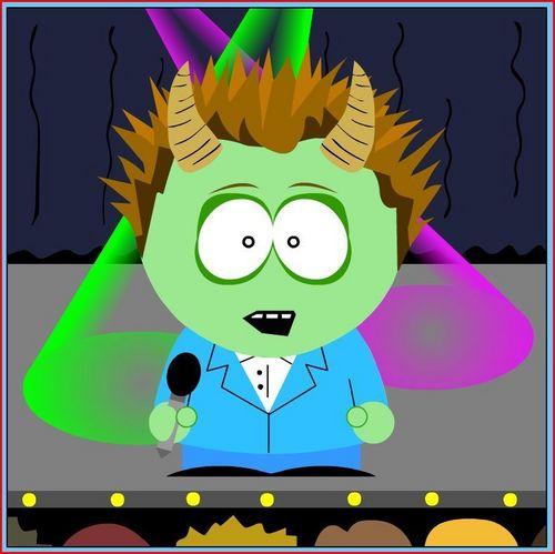 South Park Lorne
