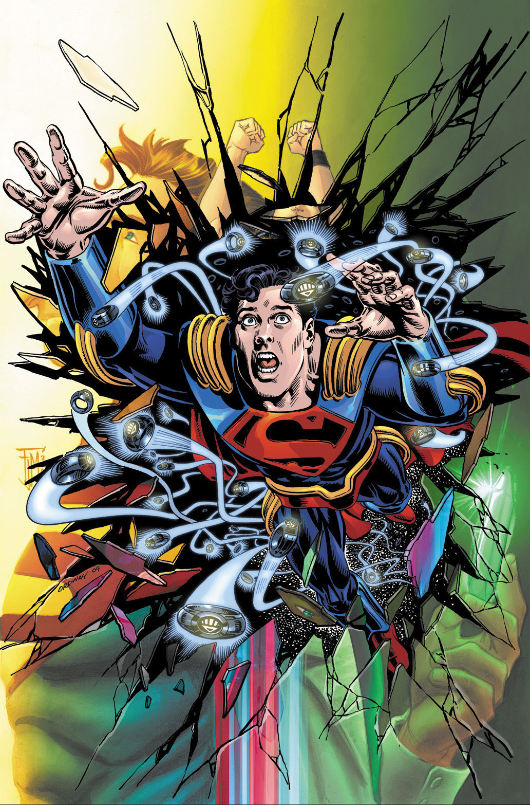 Superboy Prime in Adventure Comics
