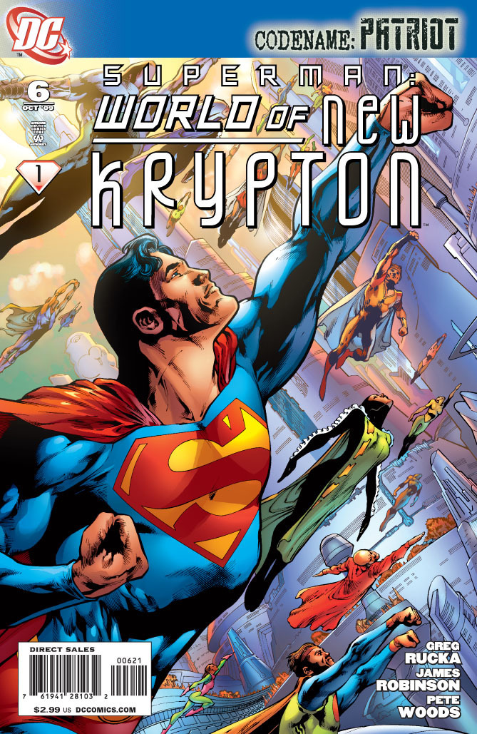 superman in krypton