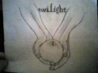 THe cover of twilight
