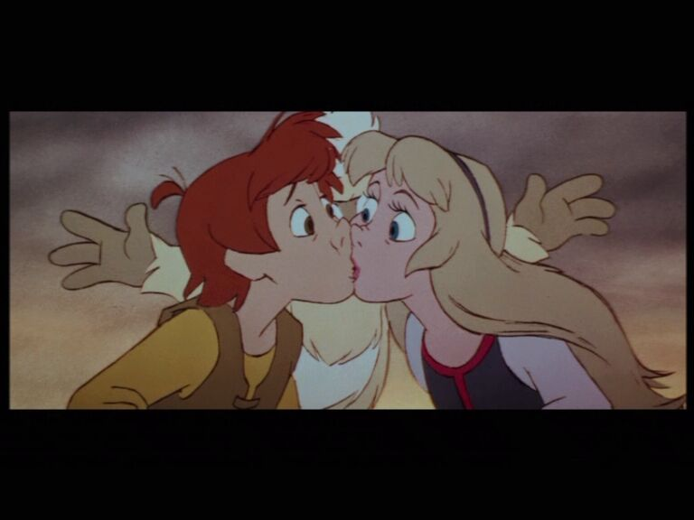 Taran and Eilonwy - Disney's Couples Image (7400316) - Fanpop