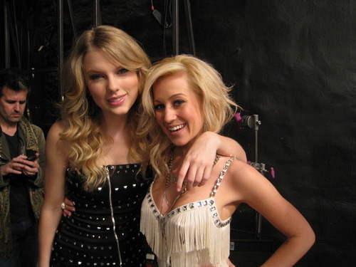 Taylor and Kellie