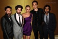 The Cast of 'The Big Bang Theory' @ the 2009 TCA's - the-big-bang-theory photo
