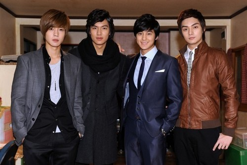The F4 - kim-hyun-joong Photo
