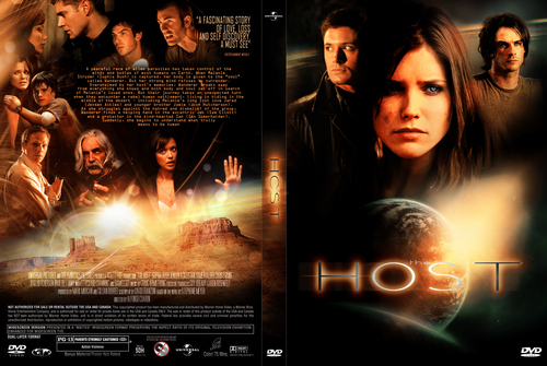 The host movie! (dvd cover)!