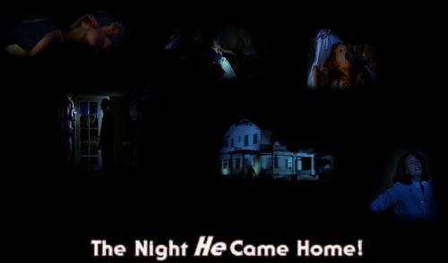 The night HE came home pagina