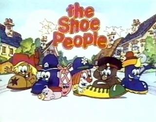 The shoe people titel