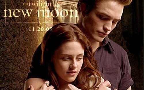 Twilight/New Moon Обои