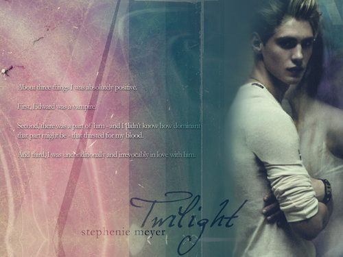 Twilight and New Moon achtergrond