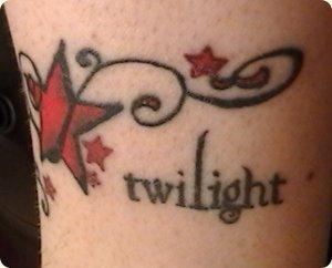 Twilight on skin...forever