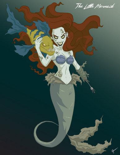 Twisted Ariel