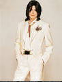 Various Photoshoots / Matthew Rolston Photographs - michael-jackson photo