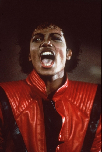 "Videoshoots / ""Thriller"" Set"