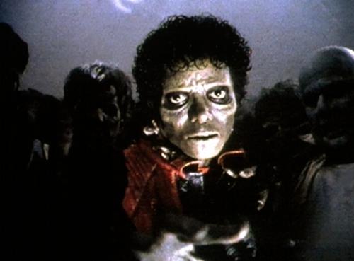"""Videoshoots / """"Thriller"""" Set"""