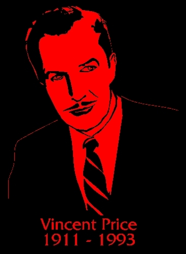 Vincent Price wallpaper containing anime entitled Vincent Price