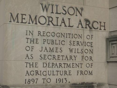 Wilson's Memorial