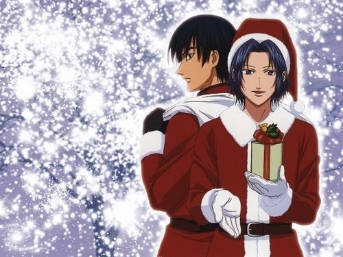 Winter:Yukimura and Sanada