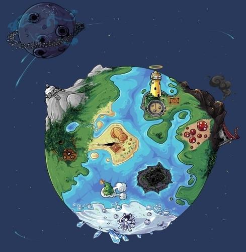 World of Ichu