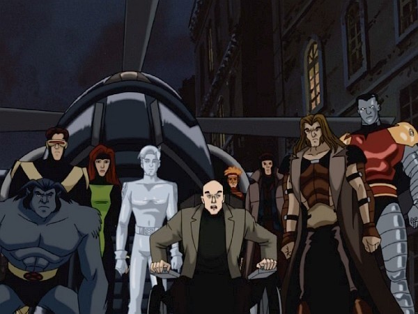 X men x men evolution 7417967 600 450 SuperMegaPost X men Evolucion (Personajes)