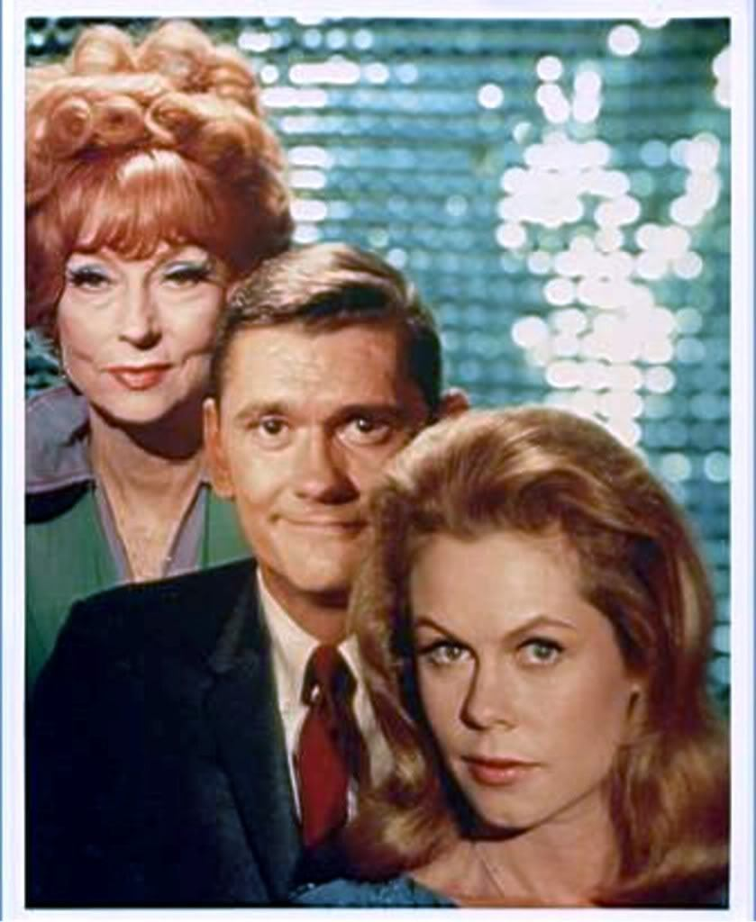 Bewitched Publicity Photo - Bewitched Fan Art (7428741 ...
