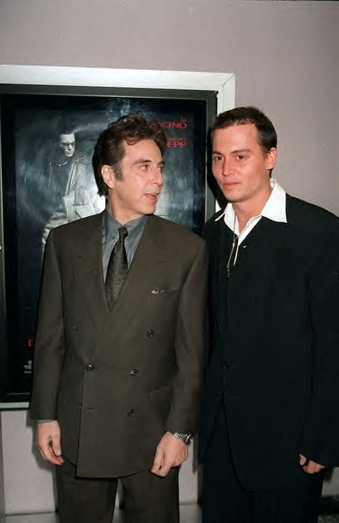 Johnny Depp/Al Pacino images donnieprem010.jpg HD ... джонни депп