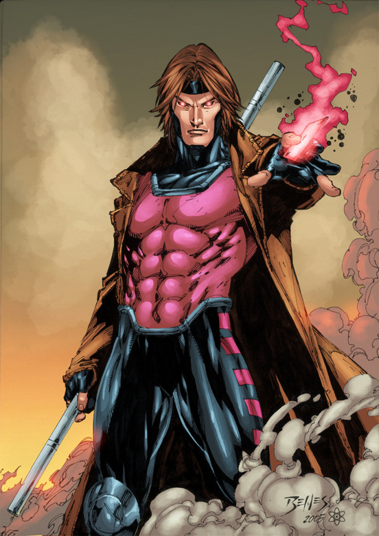 gambit - x-men-males photo
