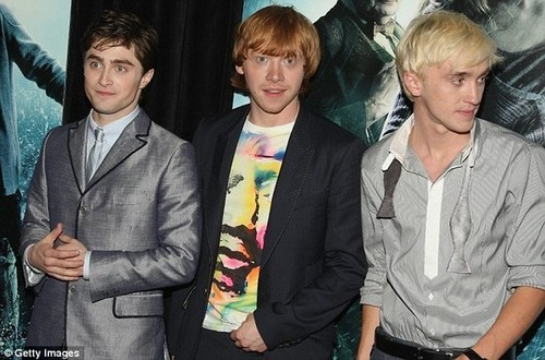 harry potter premiere - harry-potter Photo