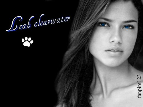 leah clearwater;♥
