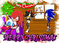 merry x-mas - sonic-christmas photo