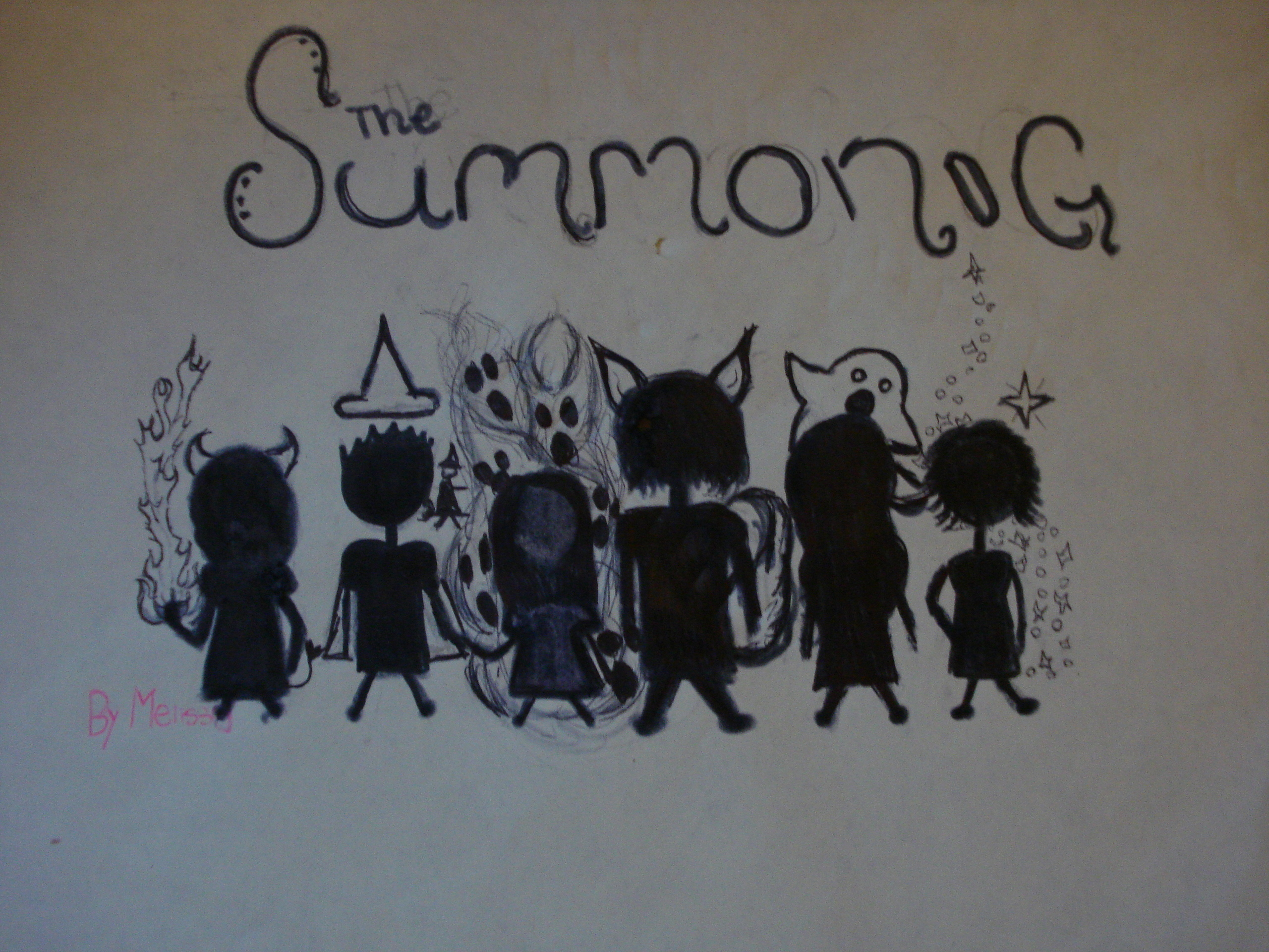 the summoning Summoning's first song with programmed drums (recorded in the spring of 1995) was featured exclusively on the 1995 napalm records compilation cd with us or against us summoning was part of.