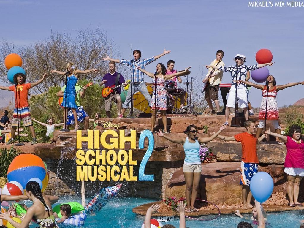 hig school musical 2: