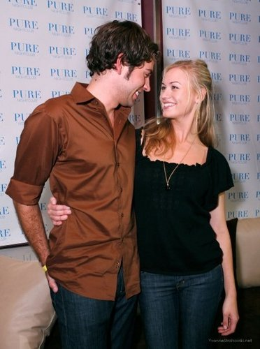'Chuck' Premiere Party September 2007