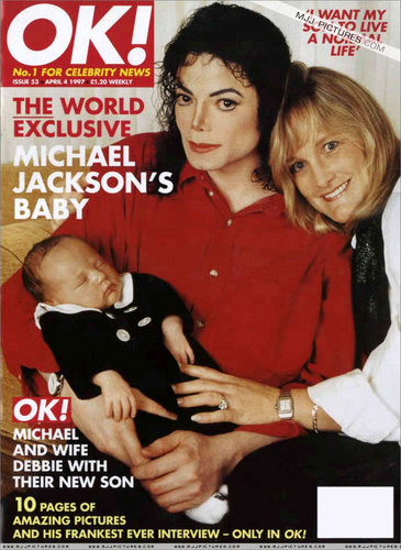 Photoshoots > OK Magazine (March 1997)