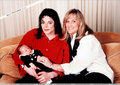 Photoshoots > OK Magazine (March 1997) - michael-jackson photo