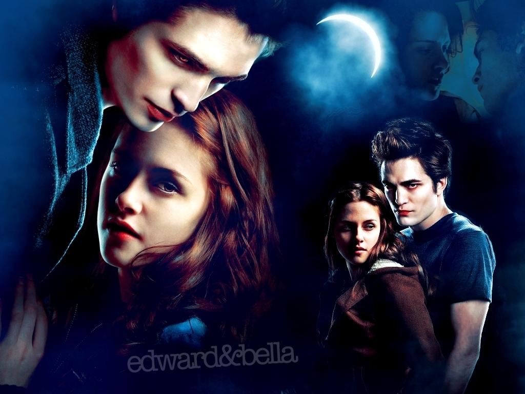 *edward + bella*