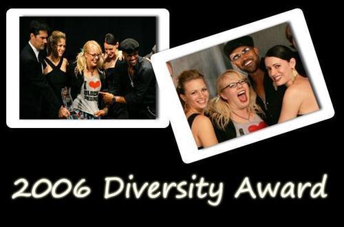 Criminal Minds Girls 壁紙 entitled 2006 Diversity Awards
