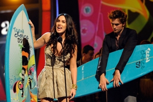2009 Teen Choice Awards - Показать