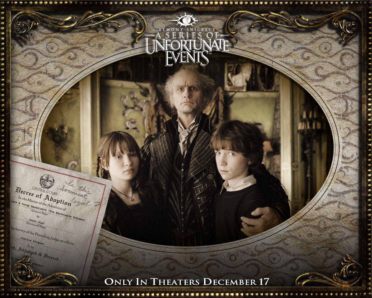 A Series Of Unfortunate Wallpapers A Series Of Unfortunate Events Wallpaper 7509751 Fanpop