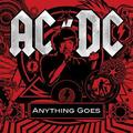 Anything Goes LP - ac-dc photo