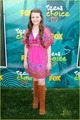 Abigail @ the 2009 Teen Choice Awards