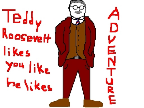 Adventure Teddy