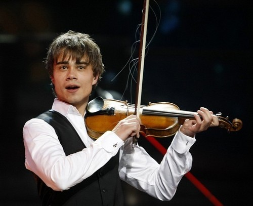 Eurovision Song Contest wallpaper possibly containing a violist called Alexander Rybak-Norway