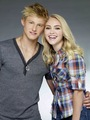 AnnaSophia Photoshoot with Alexander Ludwig (new photo)