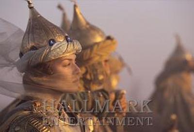 Arabian Nights Stills - Avital, Dougray Scott