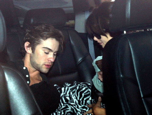 Ashley Greene Makes Out with Chace Crawford