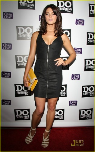 Ashley Greene- at the power of the youth party