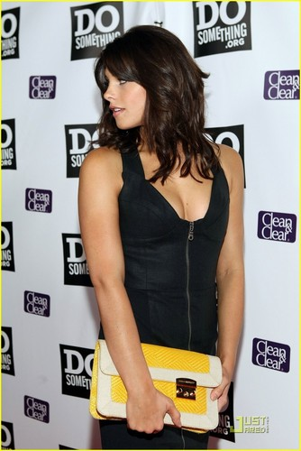 Ashley Greene at the power of the youth party