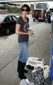 Ashley Leaving LAX - August 10 - twilight-series photo