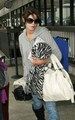 Ashley Leaving LAX - August 10 - twilight-series photo