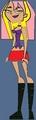 Ashley Wiggum - total-drama-island fan art